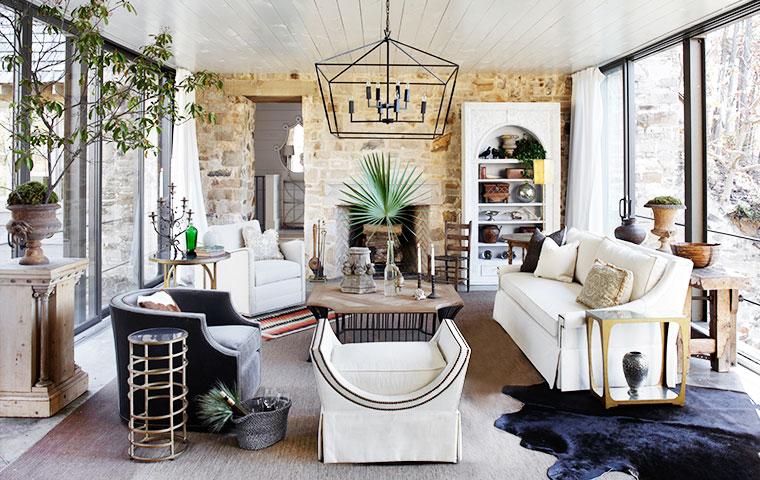 Rustic Refined Home Design