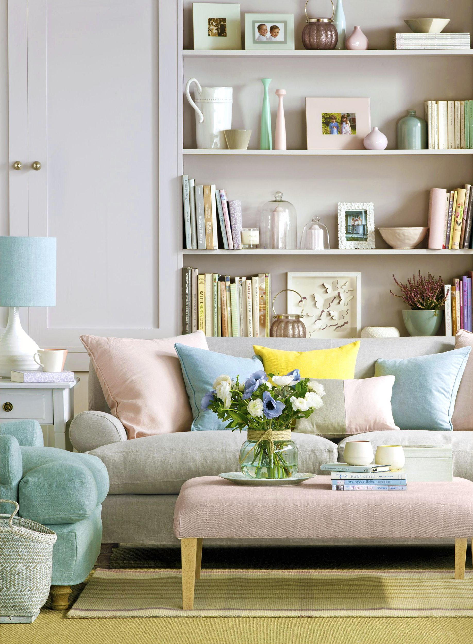Spring Home Makeover Ideas