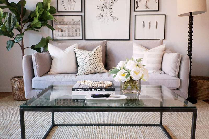 Styling Coffee Table Decor